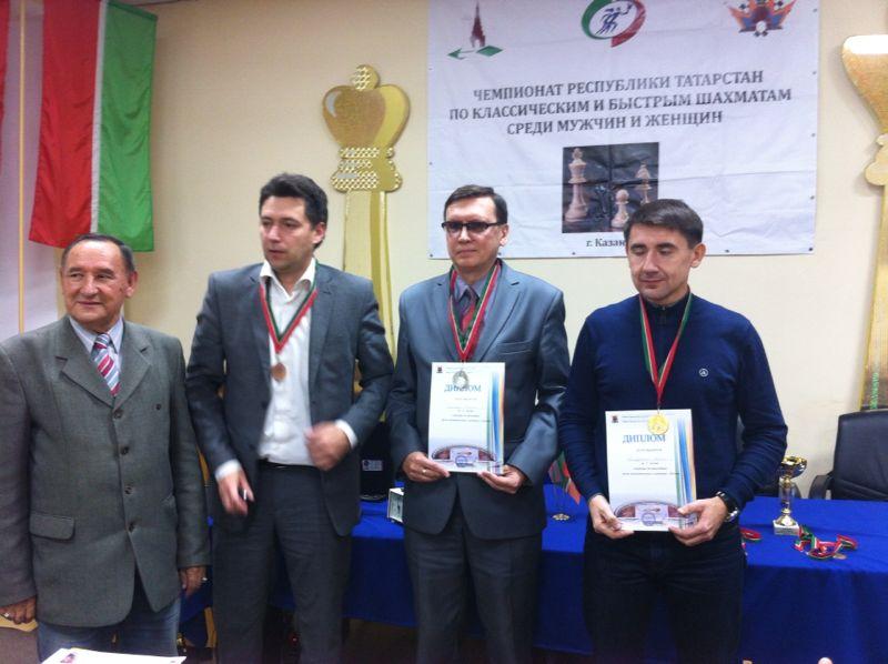 Фотографии турнира по шахматам среди муниципальных служащих г.Казани